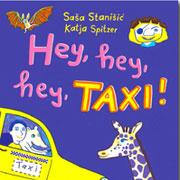 Abbildung Hey, hey, hey, Taxi!
