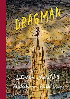 """Buchcover """"Dragman"""" von Steven Appleby"""